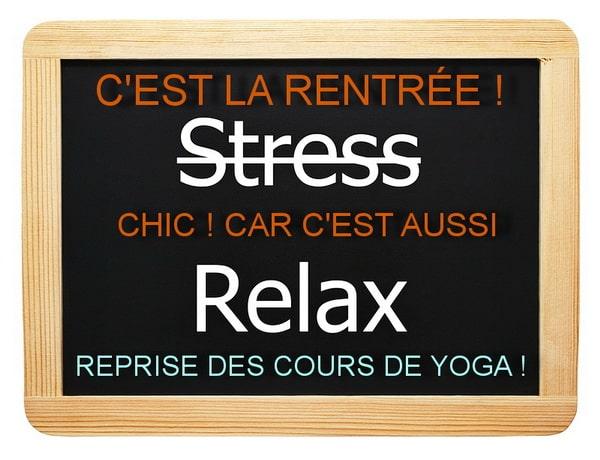 Cours de yoga Cormontreuil et Reims