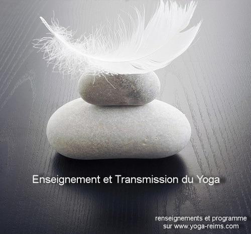 cours de Yoga à Reims